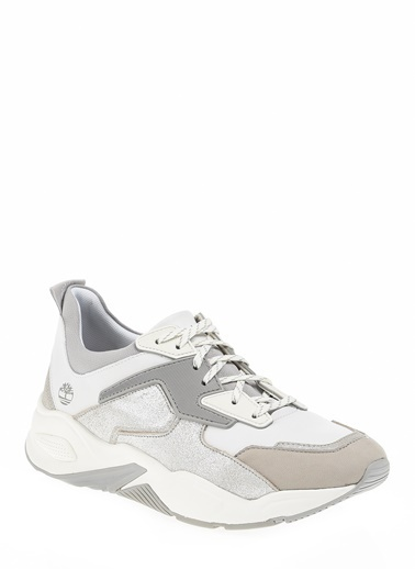 Timberland Delphiville Leather Sneak Beyaz